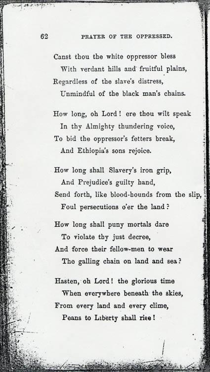 men in chains poem